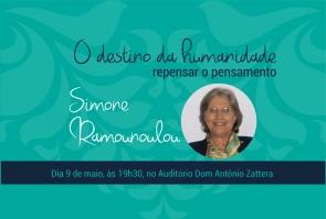 Consultora internacional Simone Ramounoulou palestrará na UCPel